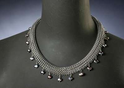 Rolled Necklace