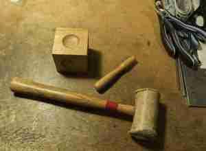 Dapping Tools
