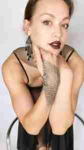 Hera's Wristlet worn by Kelsey